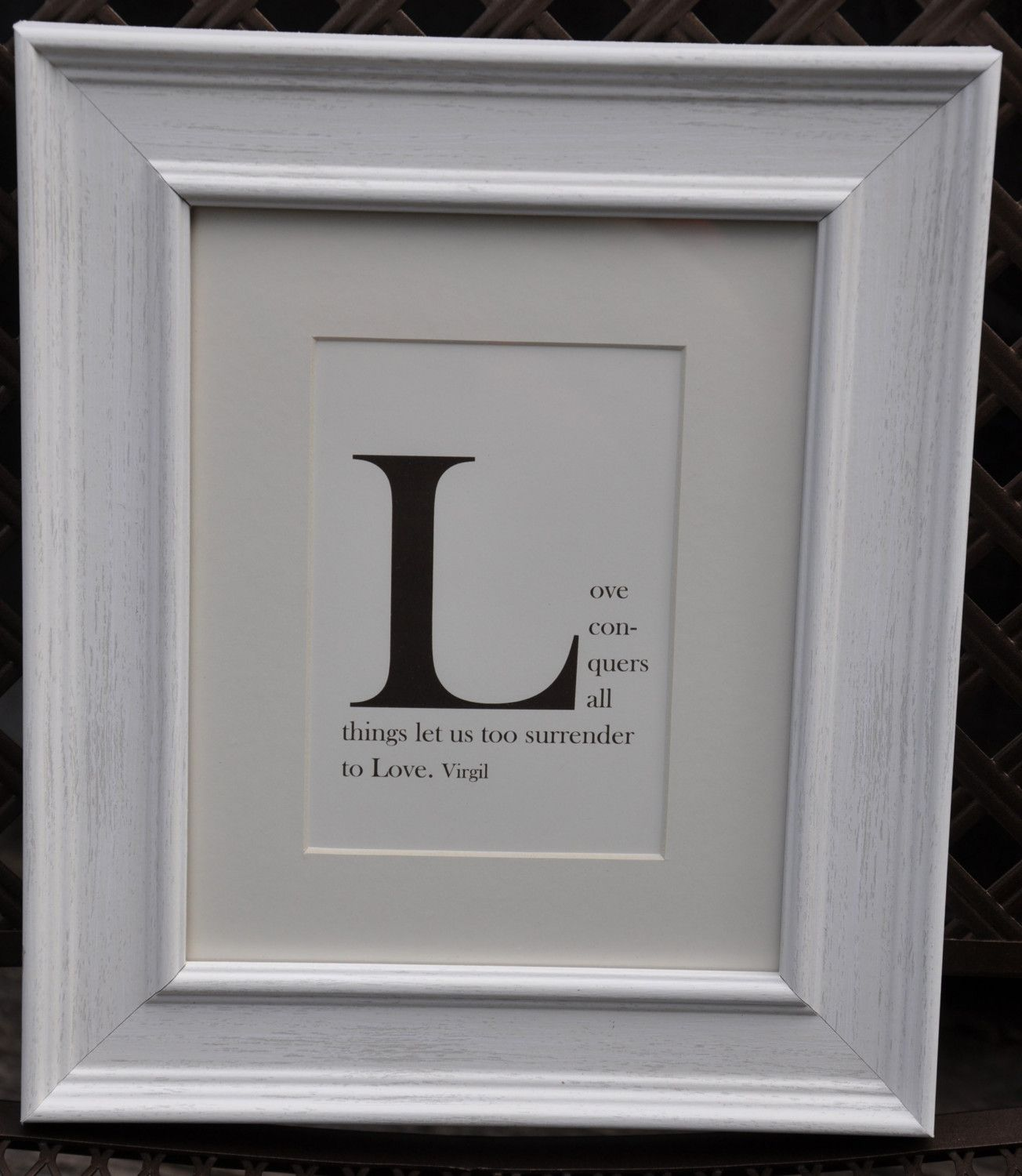Letter L Wall Art Wall Decor Quote Starting With Any Letter  For My Apt
