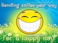 Image result for sending smiles your way