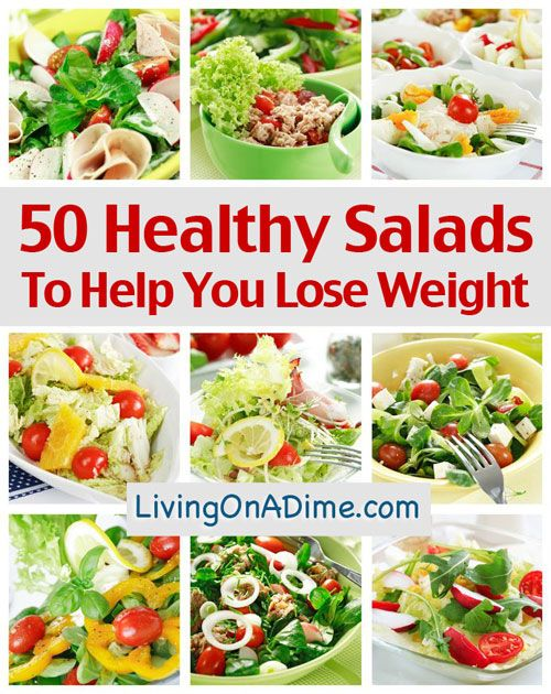 50 healthy salad recipes to help you lose weight healthy salad 50 healthy salad recipes to help you lose weight forumfinder Image collections