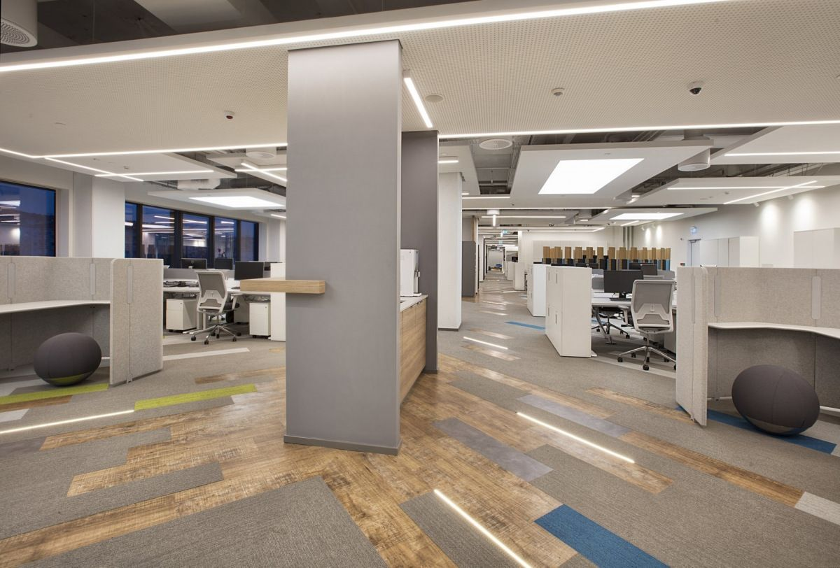Basf Turkey Istanbul Office Snapshots Office Inspiration Vinyl Flooring Office Design