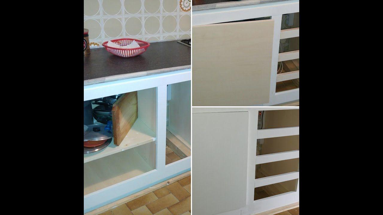 Tutorial costruire una cucina fai da te p.1(Tutorial how to build ...
