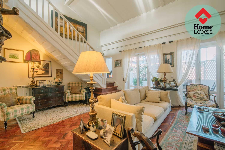 HomeLovers - Lisboa | Marquês de Pombal | T4 Duplex | 537m2