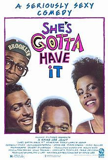 "Spike Lee To Adapt His Feature ""She's Gotta Have It"" As Series For Showtime #gottahaveit"