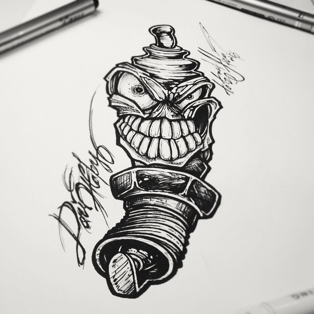 Image result for spark plug drawing mechanic tattoo