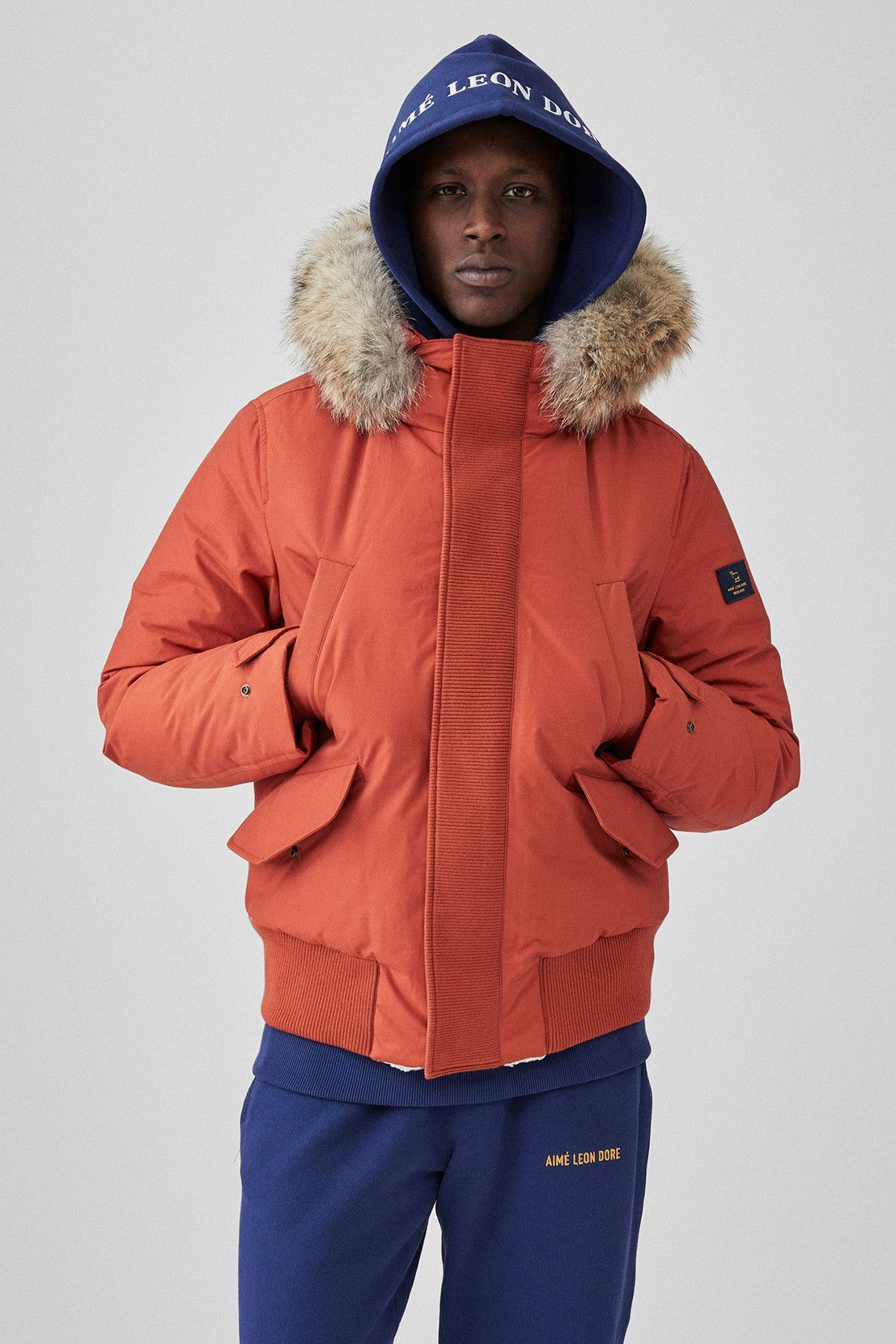655e89131b6c8 Aimé Leon Dore s FW18 Adds Technical Elements to Timeless Streetwear ...