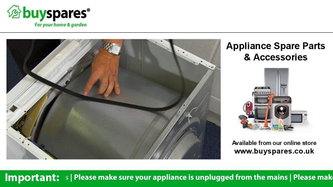 Pin On Tumble Dryer Diy Repair Videos
