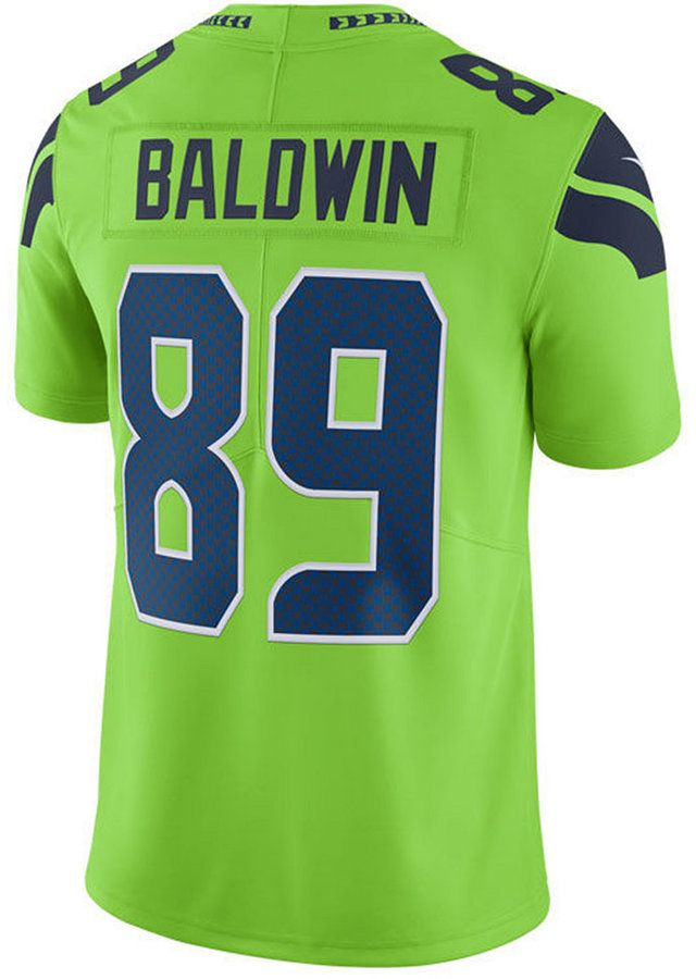 1af8e5222 Nike Men s Doug Baldwin Seattle Seahawks Limited Color Rush Jersey Rush  Games