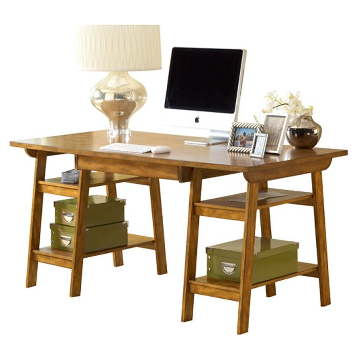 Parkglen Desk In Cherry... Office Or Sewing Room
