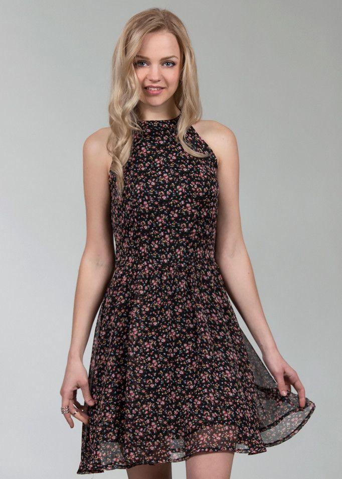 Vestido Flores Pequeñas Shasa Vestidos Flores Pequeñas