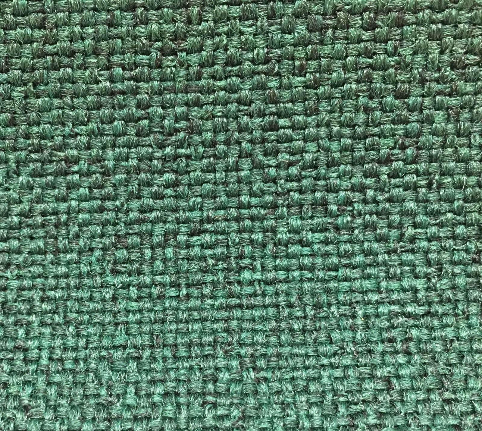 Best Emerald Green Tweed Fabric Upholstery Mid Century Modern