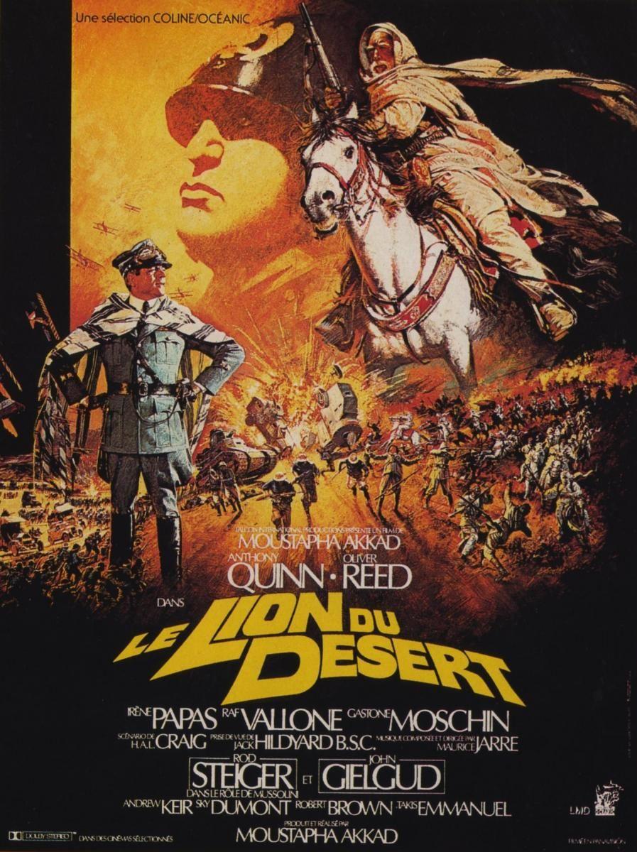 Картинки по запросу film lion of the desert