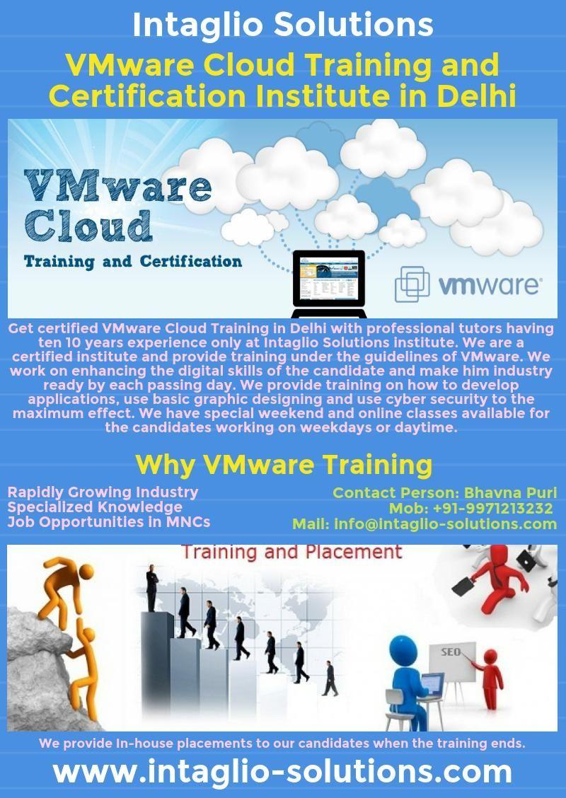 Pin by Intaglio Solutions on VMware training in Delhi
