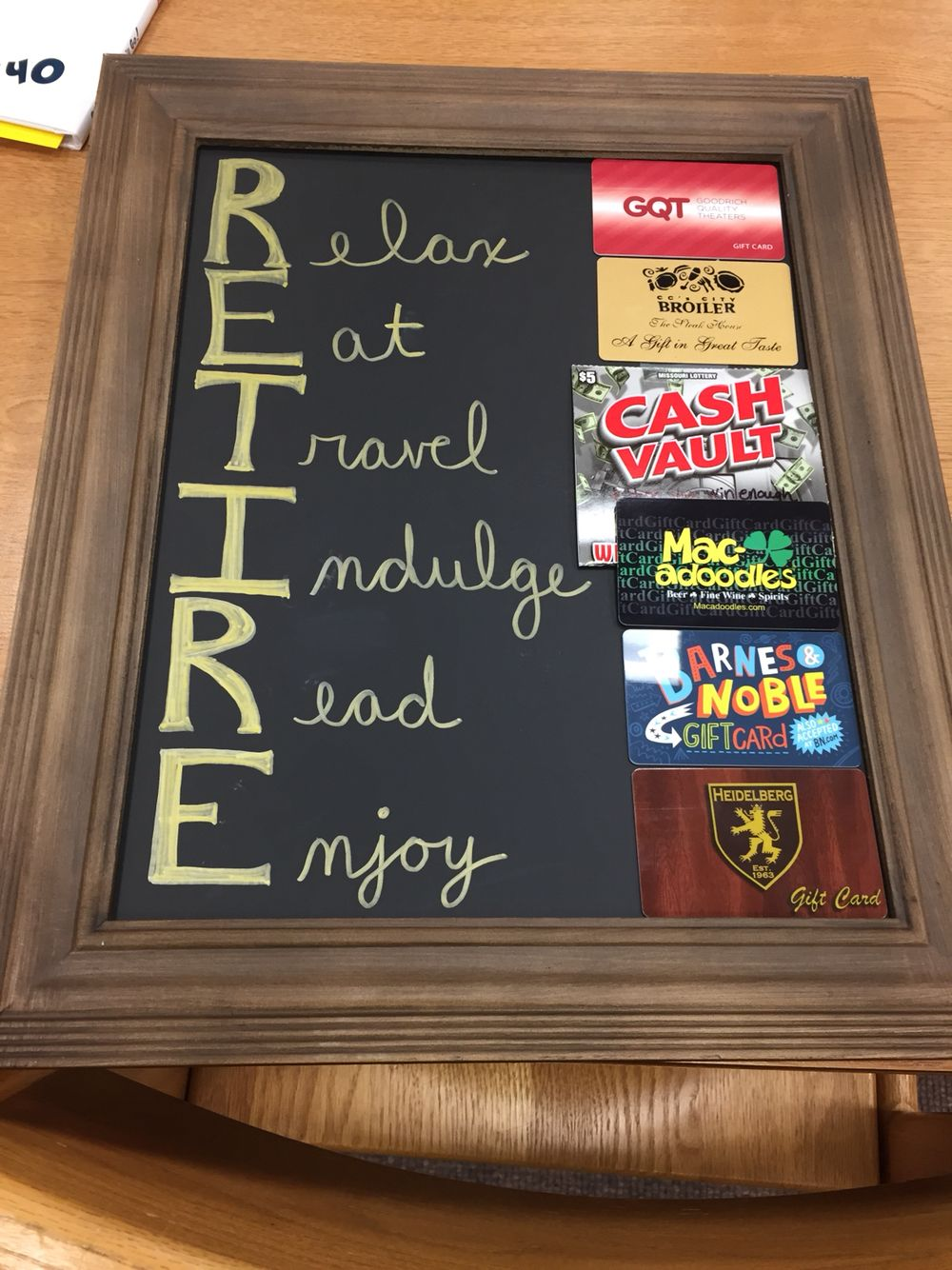 Farewell ideas for coworkers - Craft