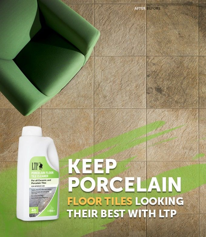 Keep Porcelain Floor Tiles Looking Their Best With Ltp The London