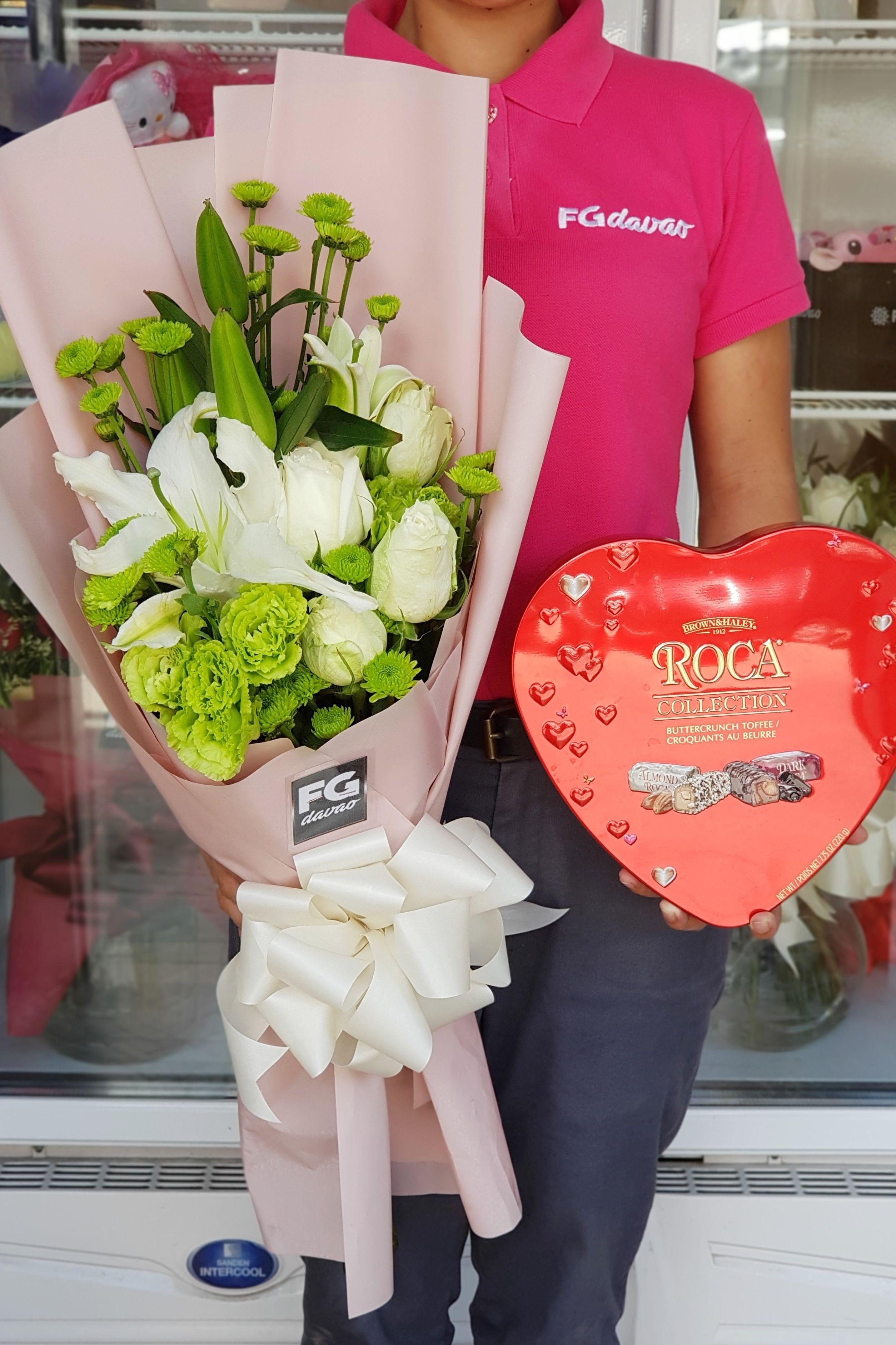 Send Something Special Www Fgdavao Com Send Flowers To Your