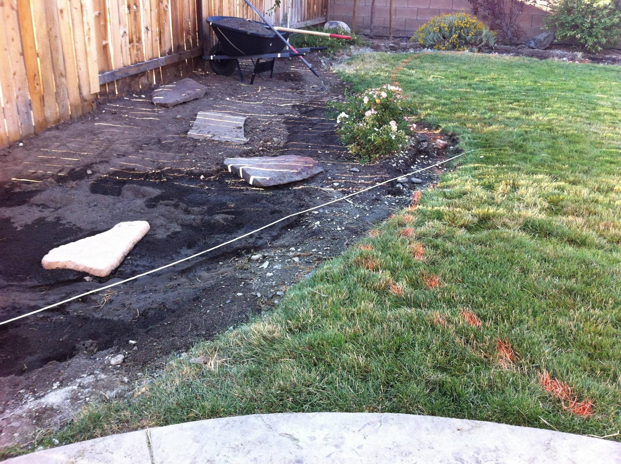 DIY Drainage Solutions Backyard   Backyard drainage, Rain ...