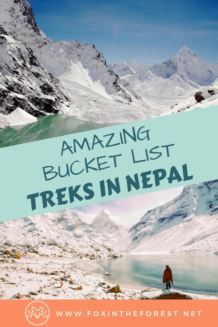 6 Unforgettable Treks In Nepal For Your Bucket List