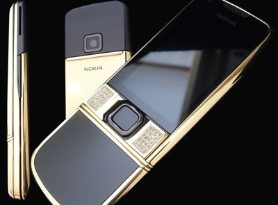 UNIVERSO NOKIA: Nokia 8800 Gold Arte