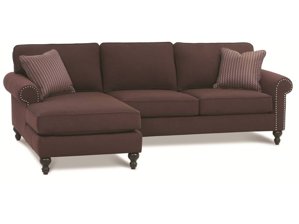 Rowe Furniture Chaise Sectional Sofa, Is Rowe Furniture Good Quality