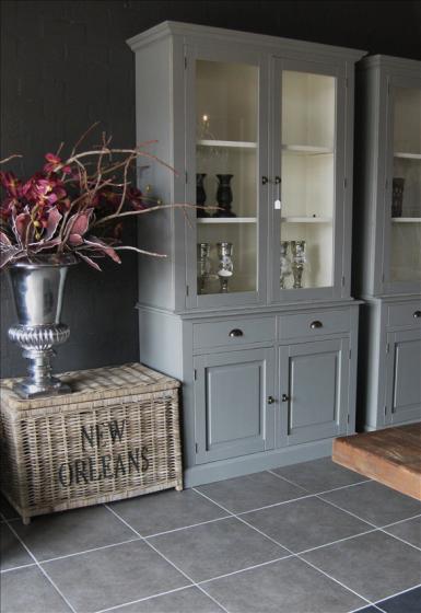Mooie grijze kast | Mijn huis | Pinterest - Kast, Kasten en Interieur