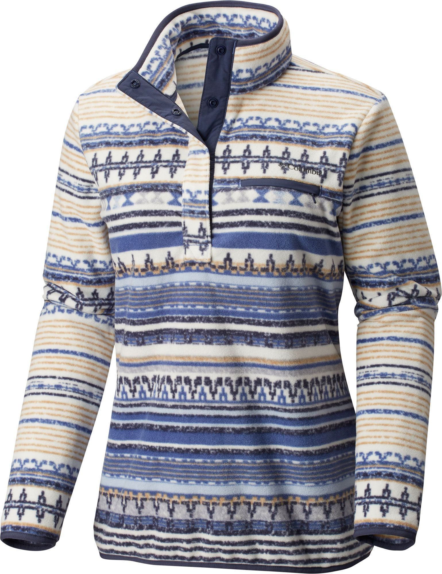 Columbia Mountain Side Printed Pull Over Columbia Sporting Goods