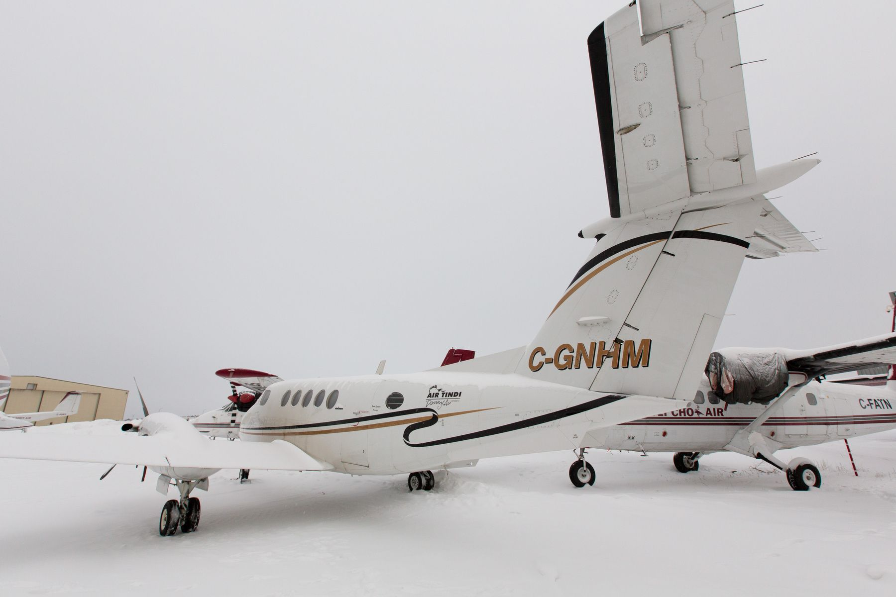 1976 Beechcraft King Air 200 for sale in Canada => http