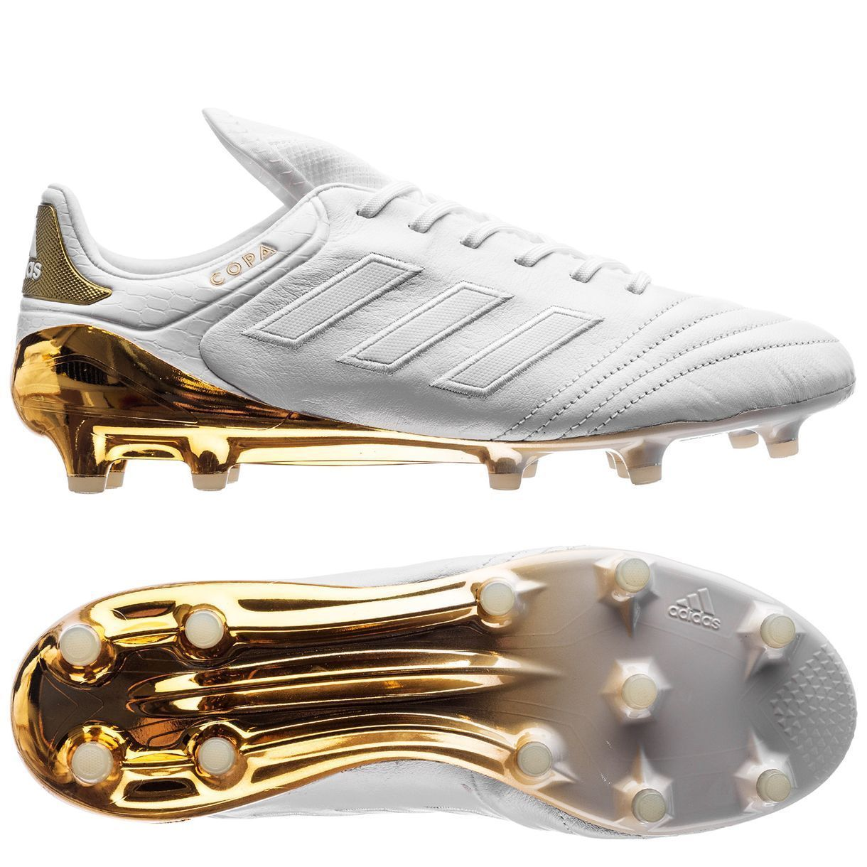 Adidas Copa 17 1 Fg White Football Boots Uk 9 5 44 Mundial Predator World Cup View More On The Link White Football Boots Football Boots Uk Football Boots