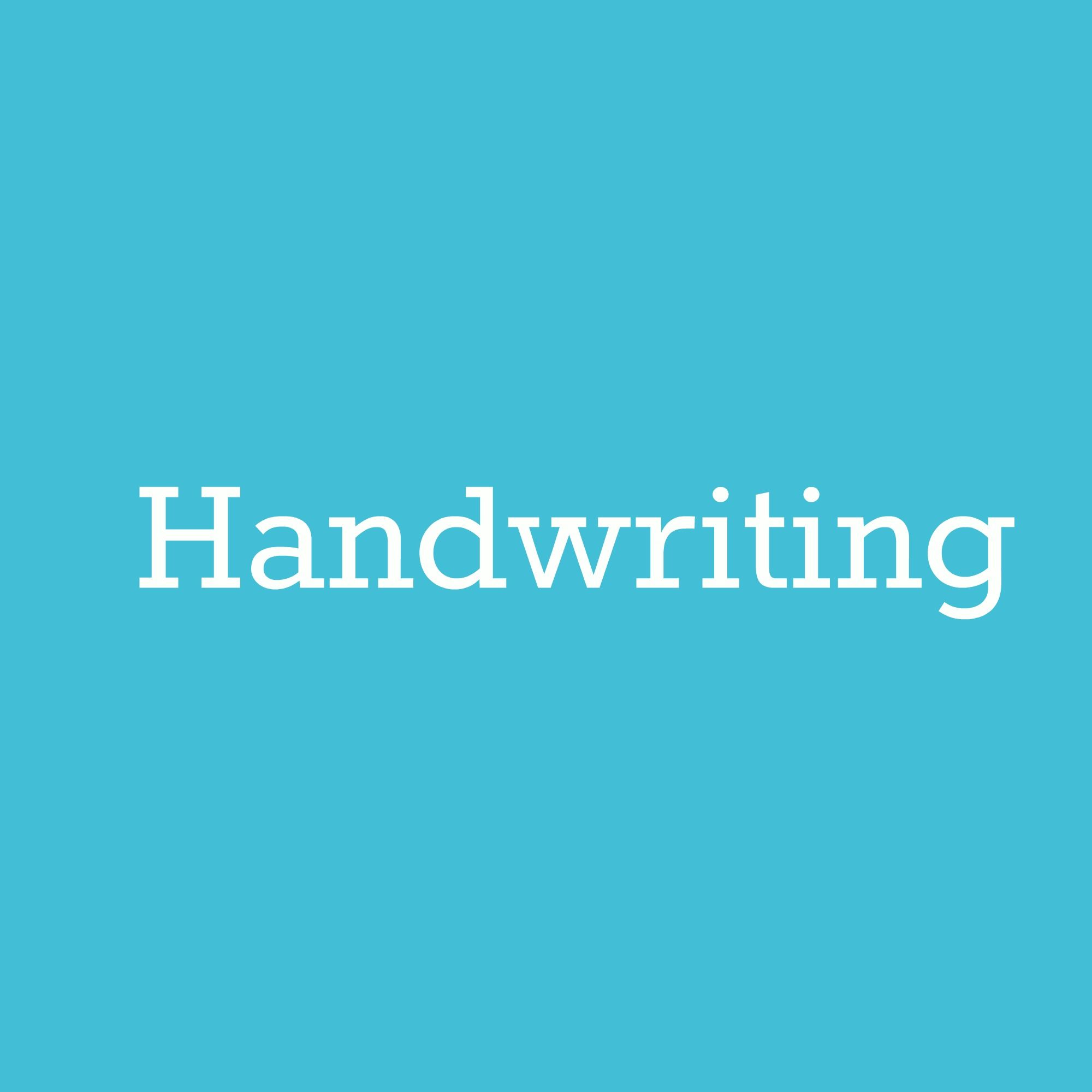 Handwriting Resources Including Writing Prompts Ot Skills