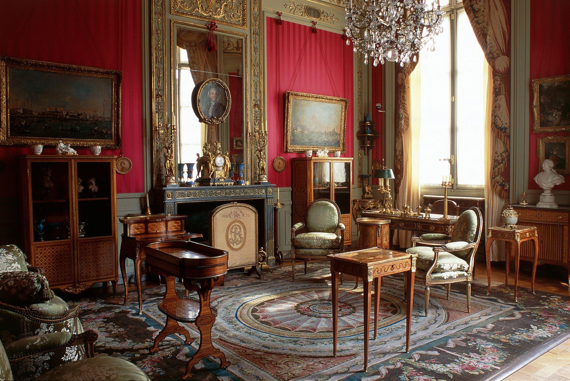 le petit bureau | Musée Nissim de Camondo | Pinterest | Ground ...