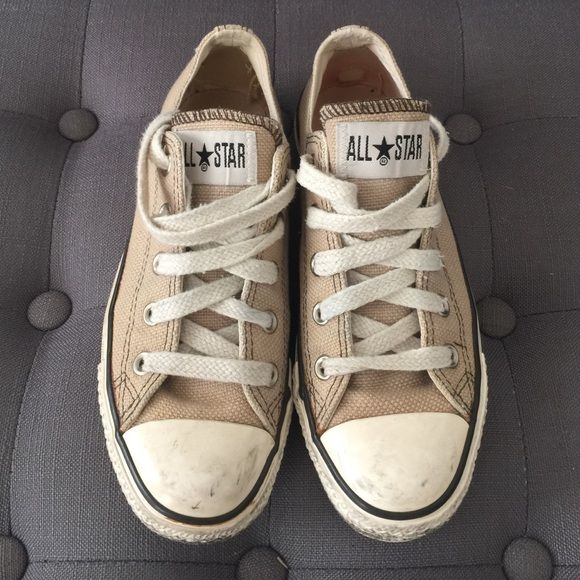 b0d4cd0682b8 Hemp Converse chuck Taylor s Hemp chuck Taylor s. Show some wear but still  have a ton of life left in them! Women s size 6 mens size 4 Converse Shoes  ...