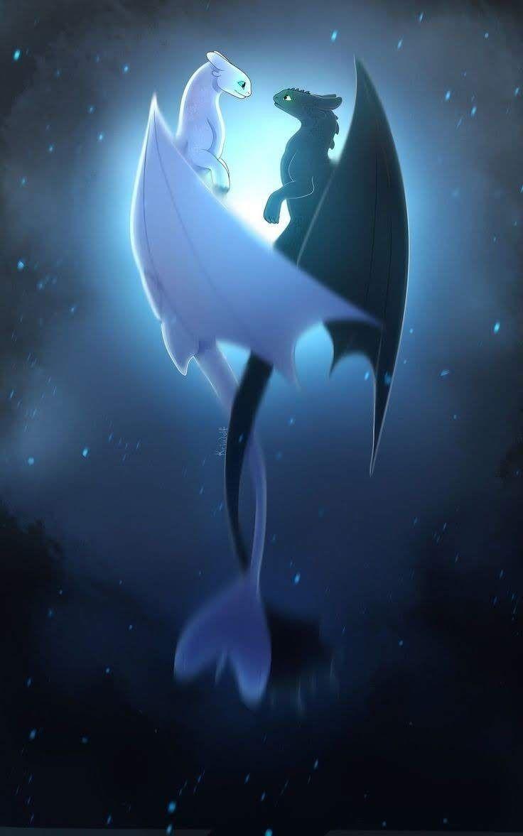 Zeichnung How Train Your Dragon Night Fury Dragon Cute Disney