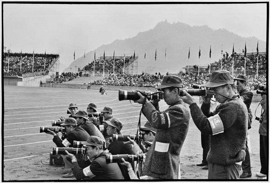 Henri Cartier-Bresson, Gifu, Japon, 1965. © Henri Cartier-Bresson/Magnum Photos.