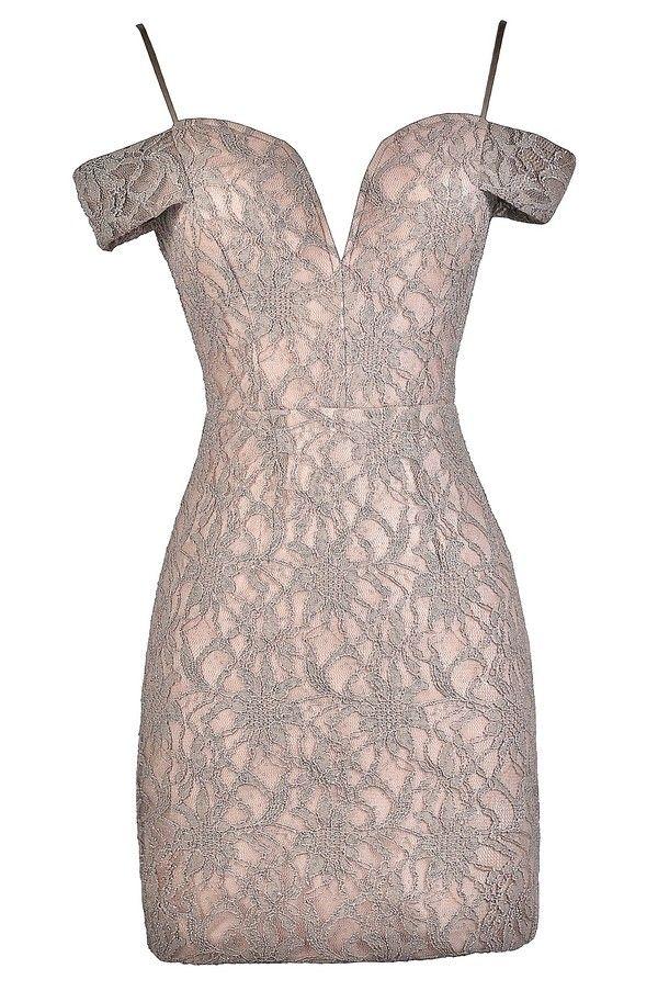 Lily boutique victorian lace dress
