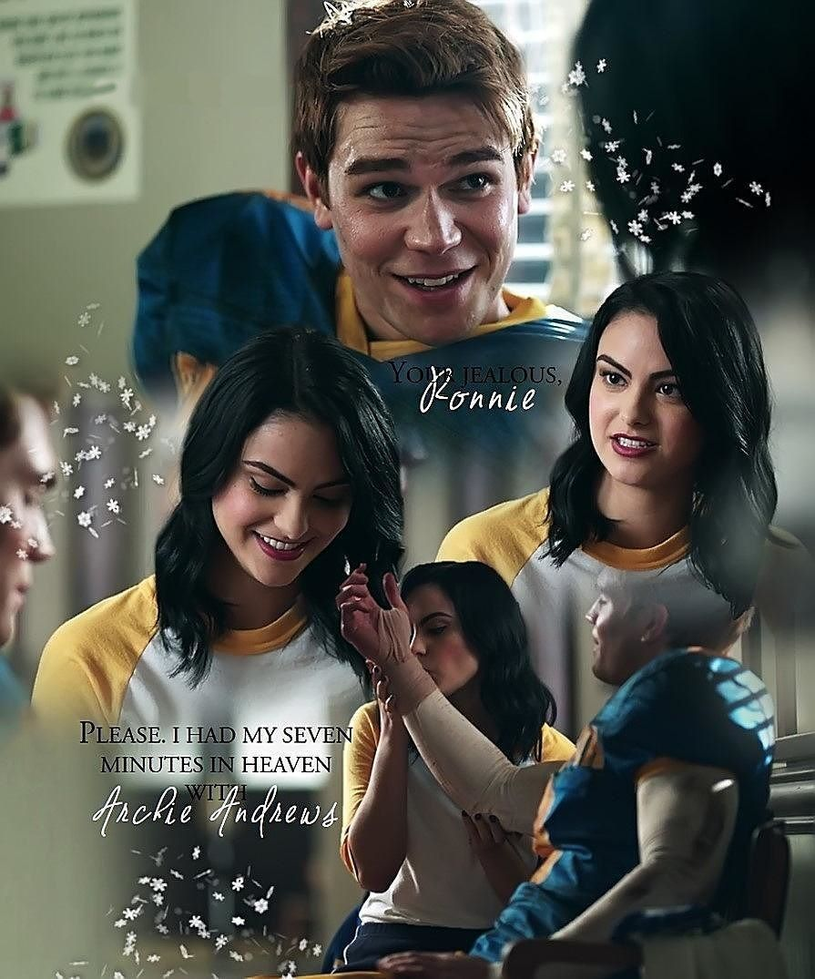 Archie Riverdale Wallpaper: Please, I've Had My Seven Minutes In Heaven With Archie