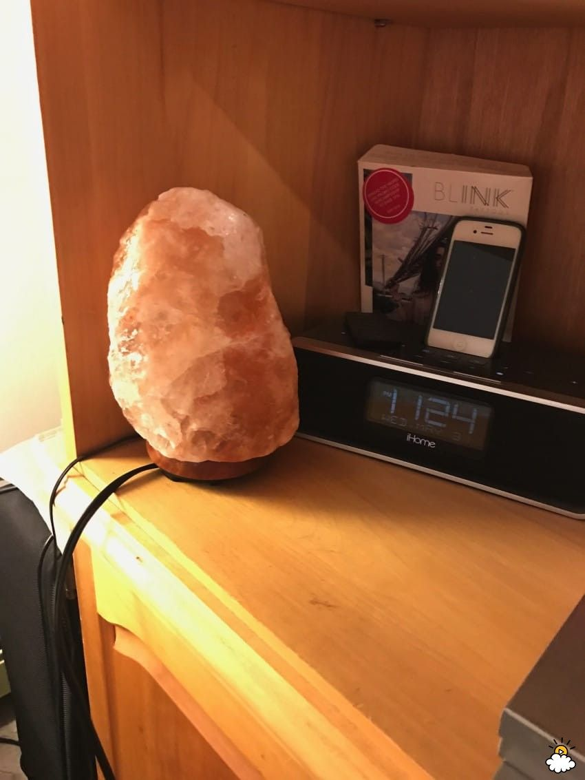 Do Himalayan Salt Lamps Really Work? I Put It To The Test By Sleeping Next  To One For 10 Days To See If The Rumored Health Benefits Were Really True.