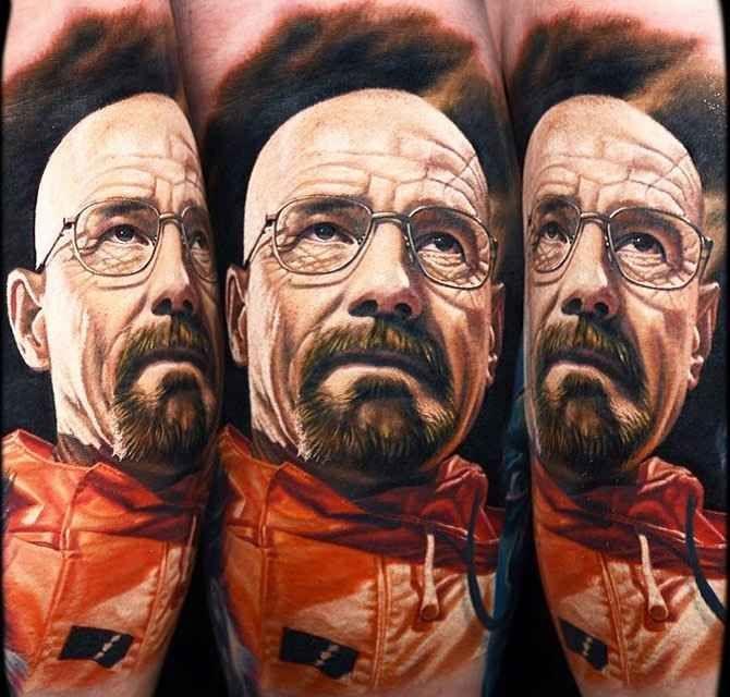 tattoo artist nikko hurtado authors color portrait realism tattoo
