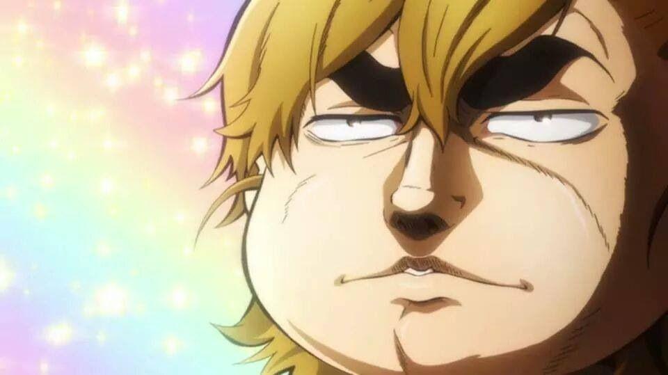 Top 3 personnages les plus drôles dans les mangas 9fe60306f7965d02b41852cde3fc44f4