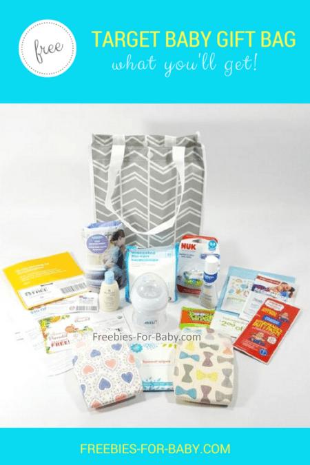 FREE Target Baby Registry Gift Bag 50 value! Baby