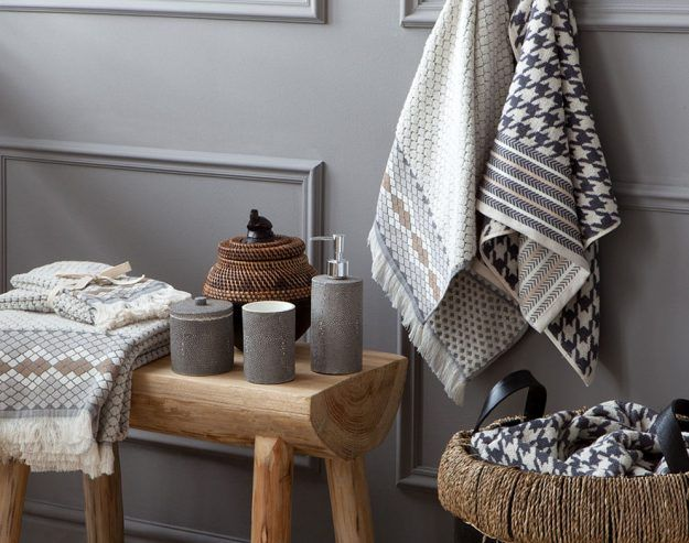 Zara Home Bathroom Accessories Via Findthedetails