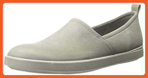 Ecco Footwear Womens Women's Aimee Slip-On Loafer, Warm Grey, 42 EU/