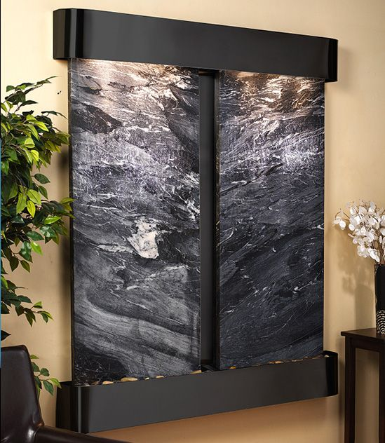 Merveilleux Water Fountains | Indoor Wall Fountains | Haiku Designs