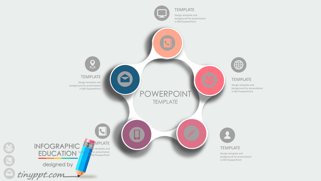 ms powerpoint timeline template free slide powerpoint pinterest