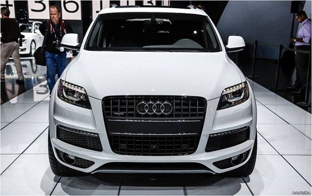 2016 Audi Q7 Suv Price Review Redesign