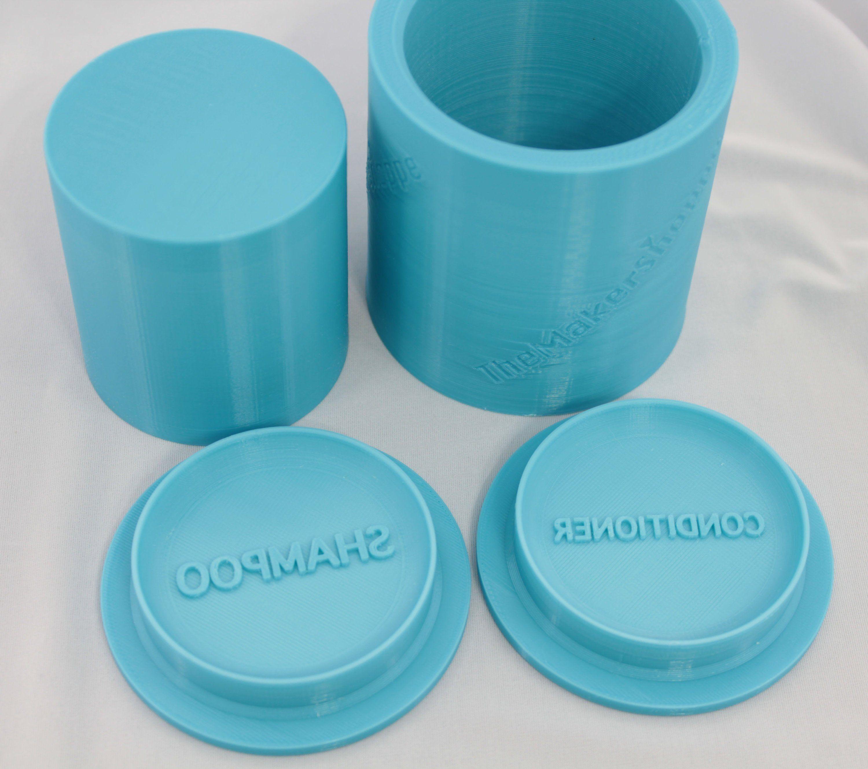 "Professional Shampoo Conditioner Set Bar Mold Press 2.5"" 2"