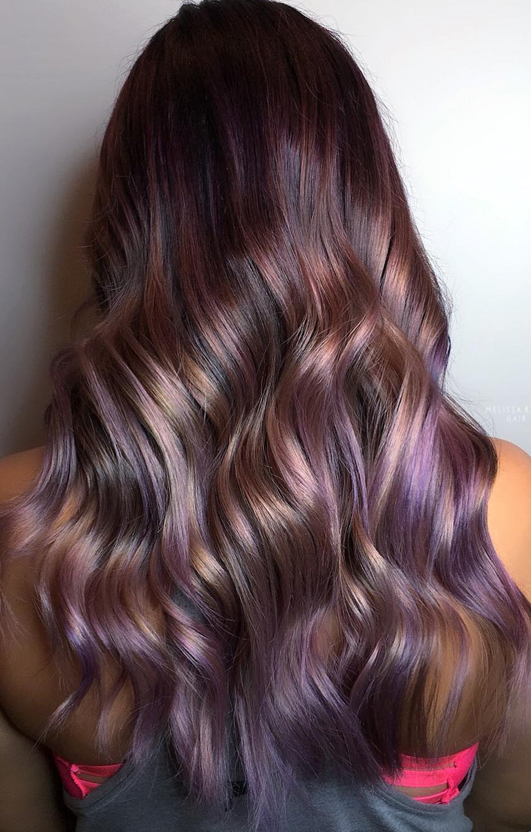 Peanut Butter And Jelly Hair Is The Ultimate Fall Trend You Ll Need So Bad Who Would Have Thought That Our Favor Hair Golden Blonde Hair Color Balayage Hair