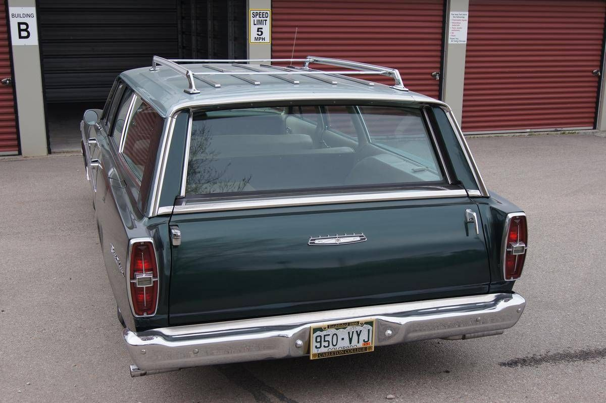 1966 Ford Ranch Wagon for sale #1981356 - Hemmings Motor News | Cars ...