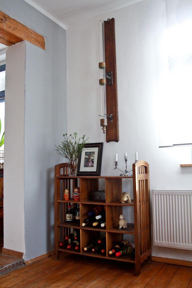 2) Was hast Du in Deiner Wohnung selbstgemacht? (sei es selbst - kücheninsel selbst gebaut