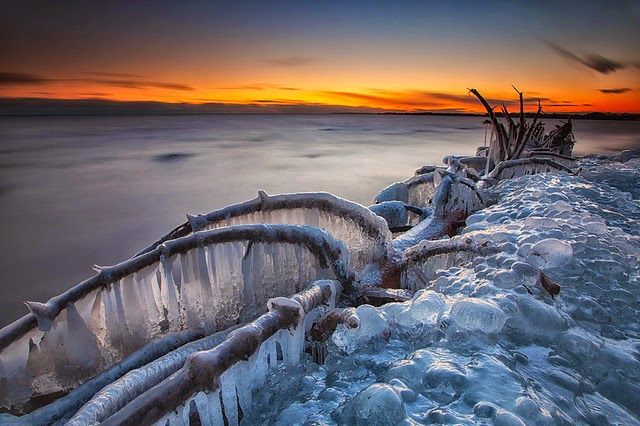 design-dautore.com: The frozen lake of Timothy Corbin