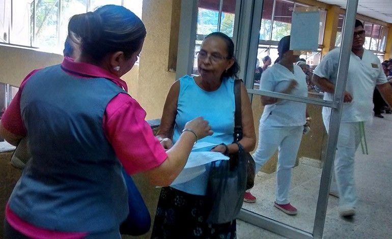 Mejoran calidad de atención a pacientes