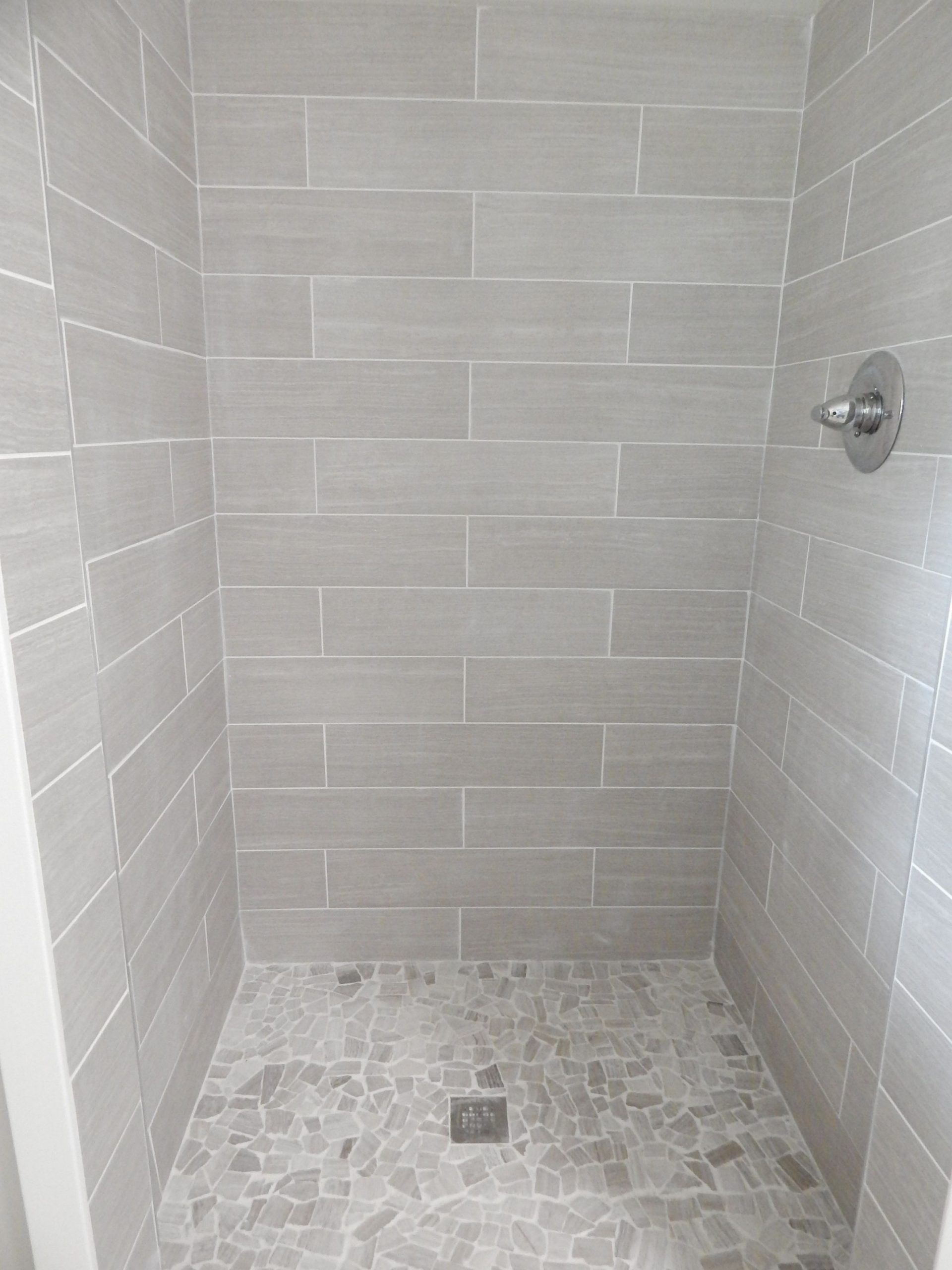 Lowes Bathroom Tiles Ideas In 2020 Bathroom Shower Tile Gray Shower Tile Shower Tile